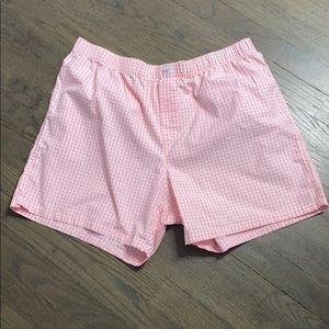 Vineyard Vines Seabrook Gingham Dress Boxer Shorts